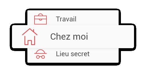 Le transfère d'adresses est très sécurisé via notre solution innovante et brevetée Skeerel by ArcanSecurity